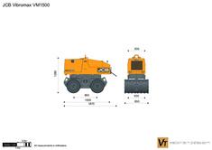 JCB VM1500 Vibromax
