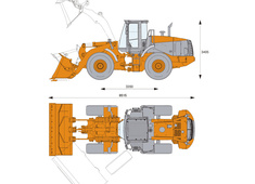Hitachi ZW250 Wheel Loader