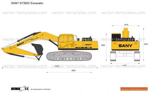 SANY SY360C Excavator