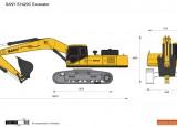 SANY SY420C Excavator