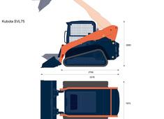 Kubota SVL75