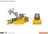 John Deere 755K Crawler Dozer