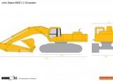 John Deere 992E LC Excavator
