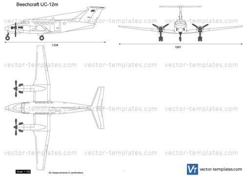 Beechcraft UC-12m