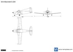 SIAI-Marchetti S-205