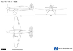 Yakovlev Yak-21