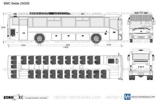 BMC Belde 250SB