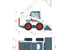 Bobcat A770 Compact Loader