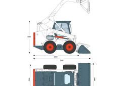 Bobcat S770 Compact Loader