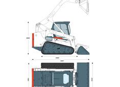 Bobcat T770 Compact Loader