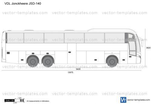 VDL Jonckheere JSD-140