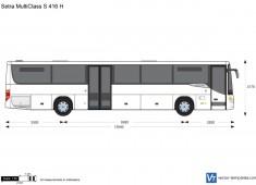 Setra MultiClass S 416 H