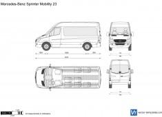 Mercedes-Benz Sprinter Mobility 23