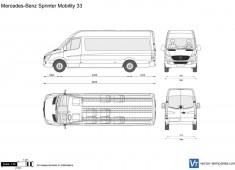 Mercedes-Benz Sprinter Mobility 33