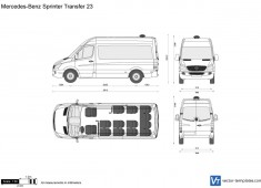 Mercedes-Benz Sprinter Transfer 23