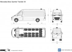Mercedes-Benz Sprinter Transfer 35