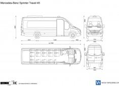 Mercedes-Benz Sprinter Travel 45