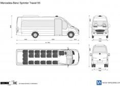 Mercedes-Benz Sprinter Travel 55