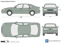 Renault Safrane Phase II