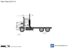Mack Trident  v2