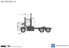Mack Trident  v4
