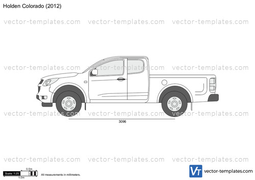 templates - cars - holden
