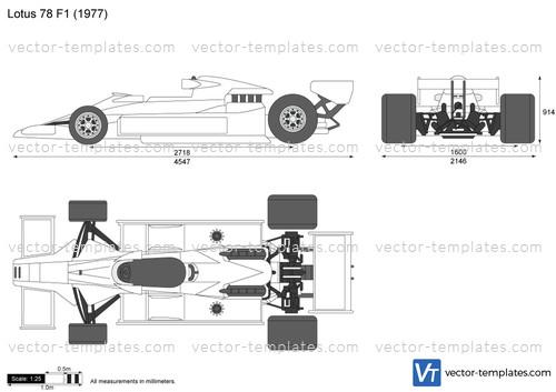 Lotus 78 F1