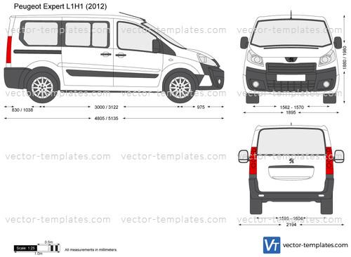Peugeot Expert L1H1