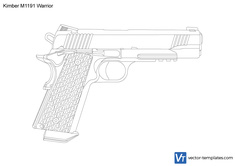 Kimber M1191 Warrior