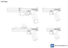 P34 Pistol