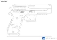 SIG P200R