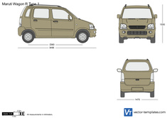 Maruti Wagon R Type 1