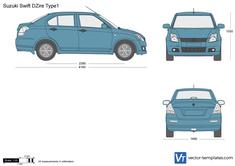 Suzuki Swift DZire Type1