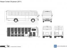 Nissan Civilian 30-person