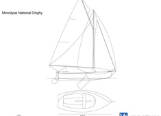 Monotype National Dinghy
