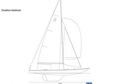 Swallow keelboat