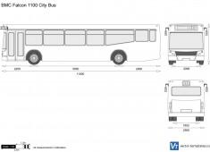 BMC Falcon 1100 City Bus