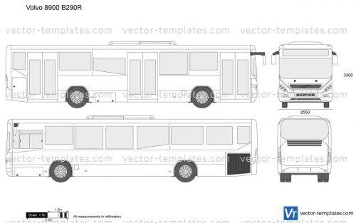 Volvo 8900 B290R