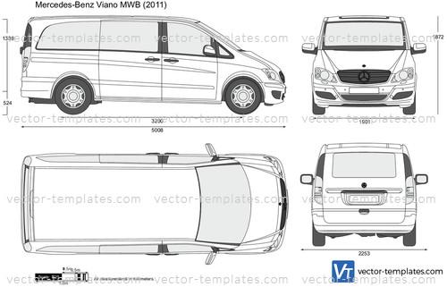 Templates Cars Mercedes Benz Mercedes Benz Viano Mwb