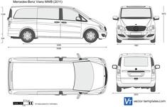 Mercedes-Benz Viano MWB