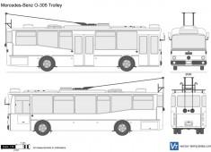 Mercedes-Benz O305 Trolley