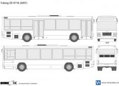 Yutong ZK 6118