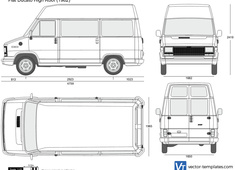 Fiat Ducato High Roof