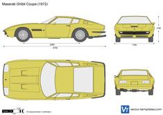 Maserati Ghibli Coupe