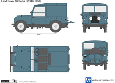 Land Rover 88 Series I