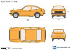 Toyota Starlet XT