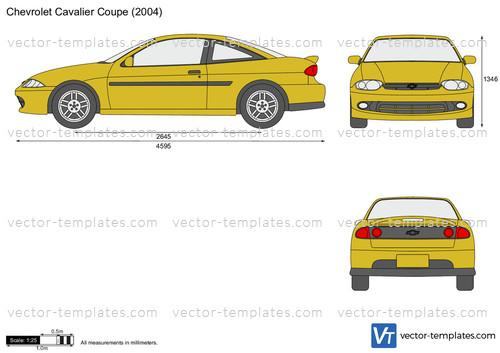 Chevrolet Cavalier Coupe