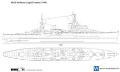 HMS Swiftsure (Light Cruiser)