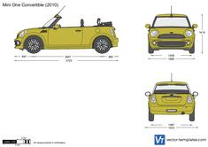 Mini One Convertible R57