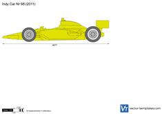 Indy Car Nr 98